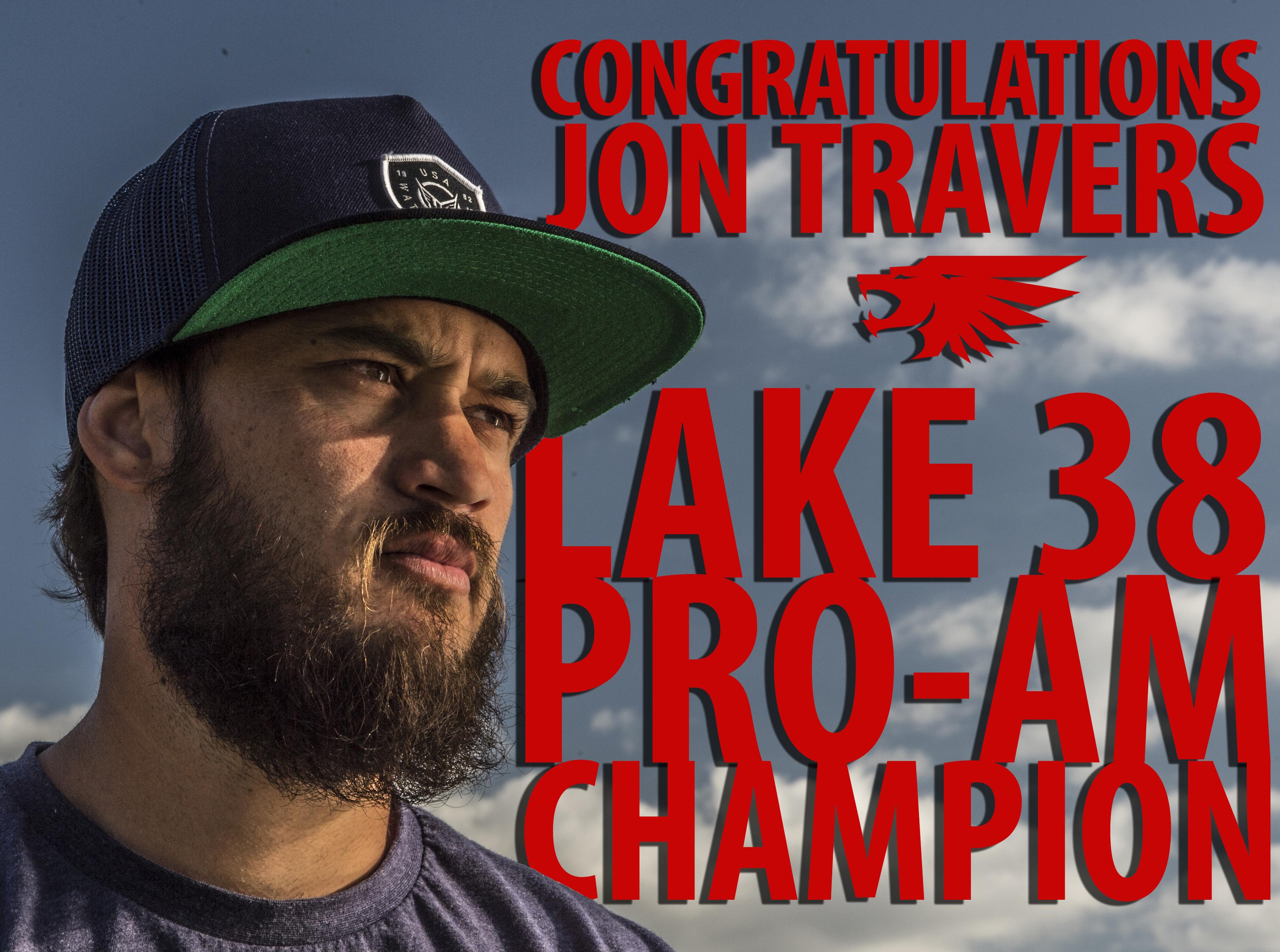 JT lake 38 champ